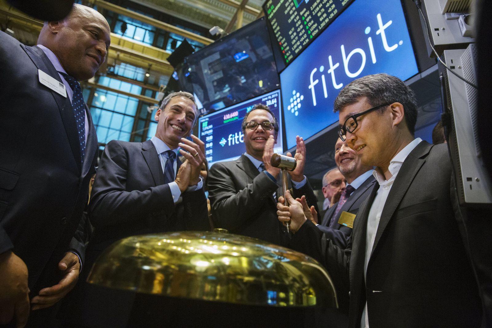 FITBIT/ Börse