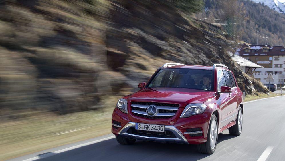 SUV-Boom: Die 15 Lieblings-SUVs der Deutschen