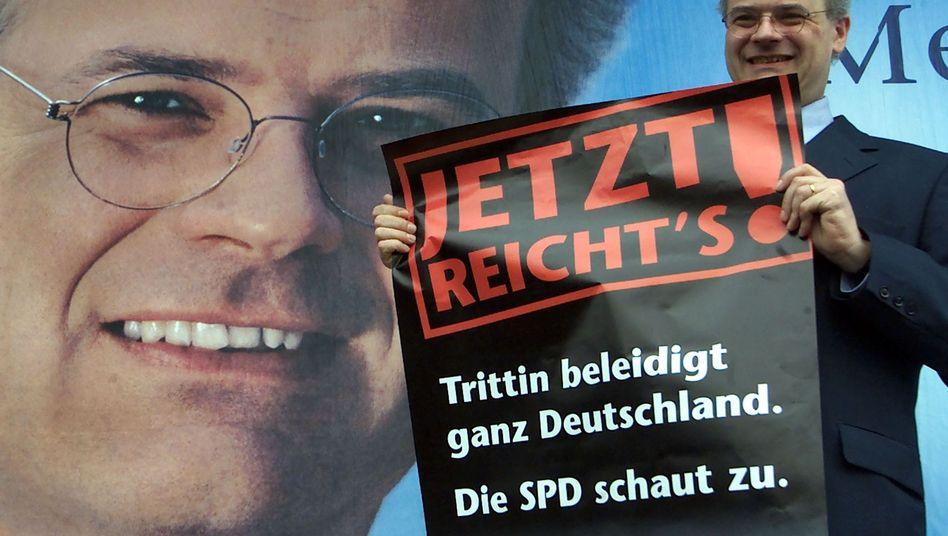 CDU-Mann Böhr: Umstrittene Beratungsleistungen