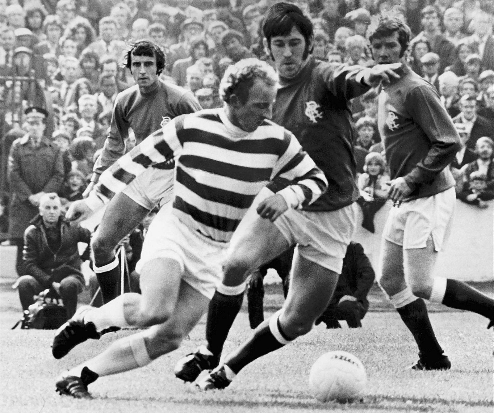 Fußball - Jimmy Johnstone nach schwerer Krankheit gestorben