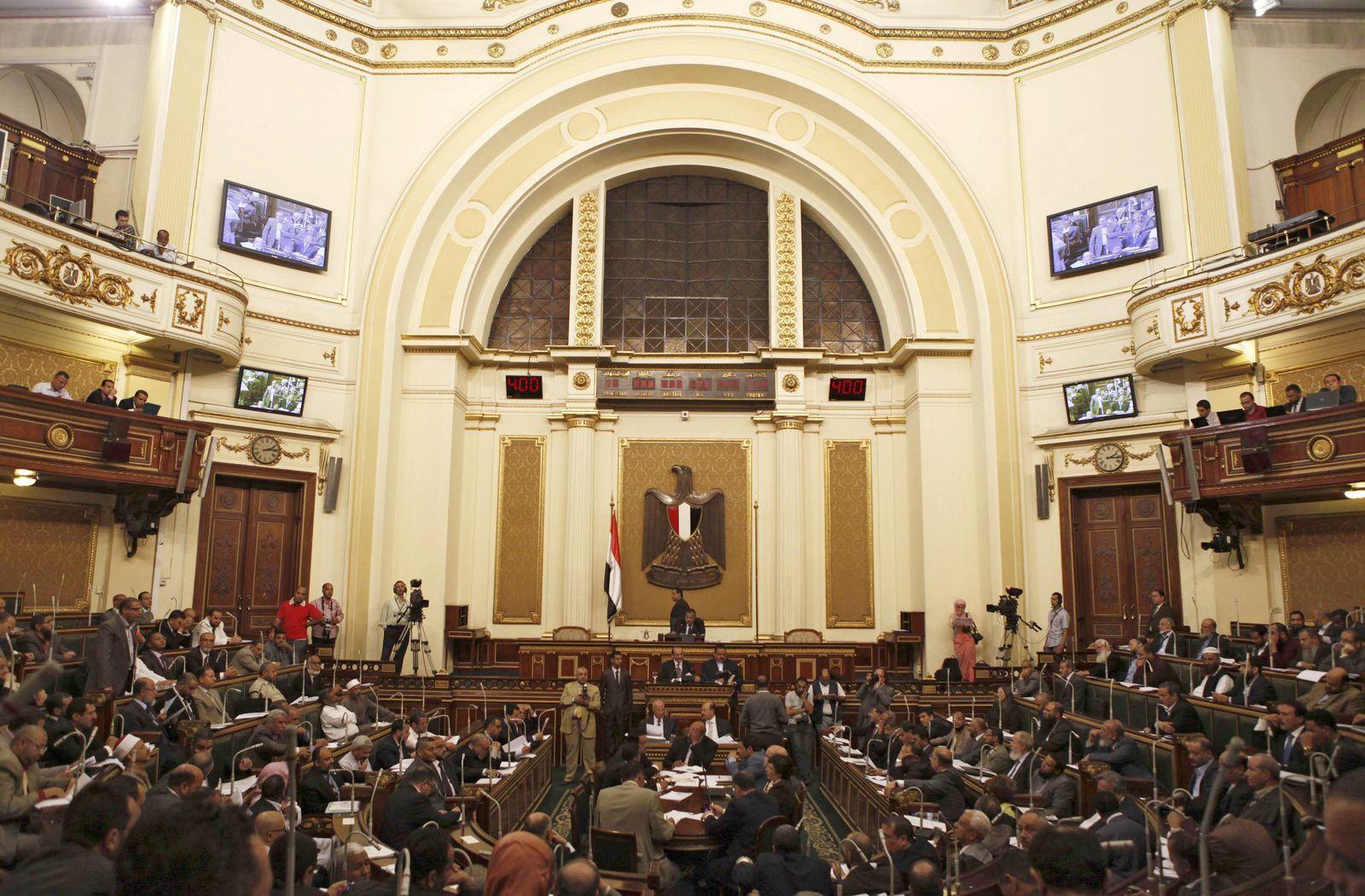 Ägypten/ Kairo/ Senat