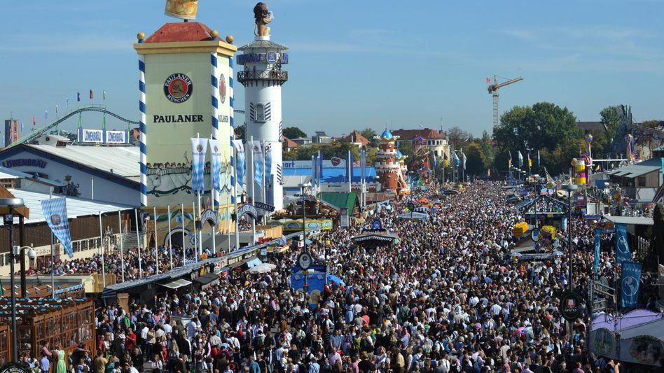 Oktoberfest in München: Verbot von Volksfesten vielleicht sogar bis Jahresende?