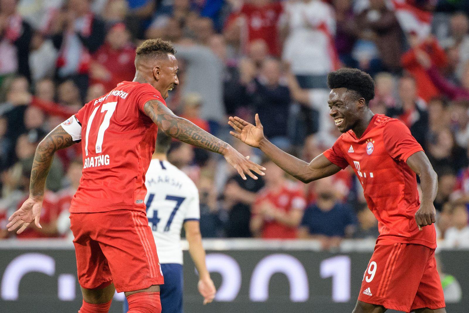 Audi Cup - Bayern München - Tottenham Hotspur