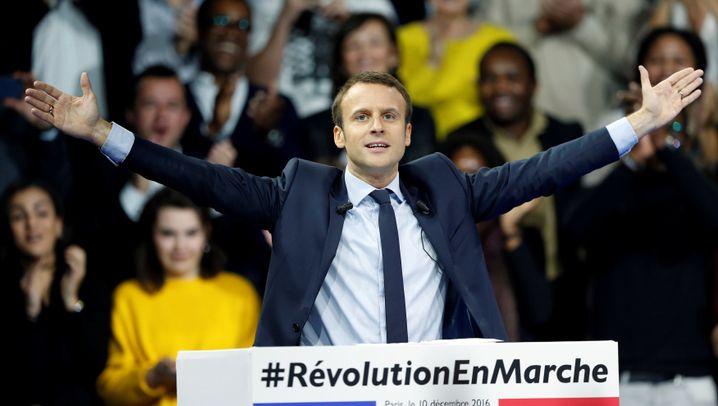 Frankreich: Ein Mann mit Mission
