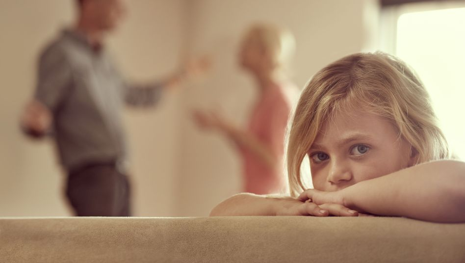 Richtiger Elternstreit: nicht angenehm, aber auch nicht schädlich
