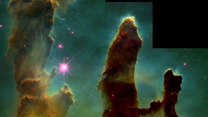 """Hubble""-Teleskop: Faszinierende Fotos zum Jubiläum"