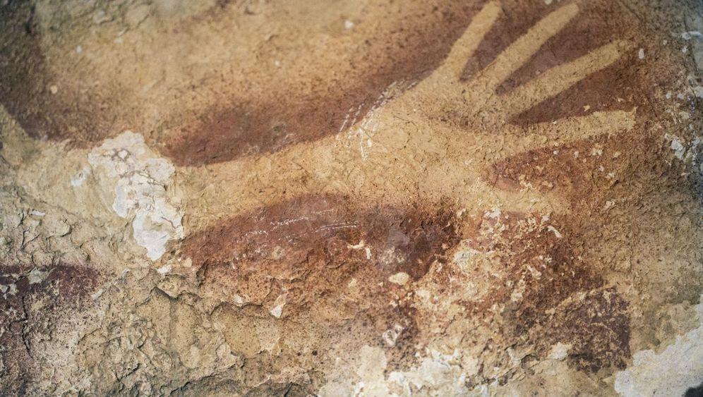 40.000 Jahre alt: Höhlenkunst auf Sulawesi zählt zu frühesten Abbildungen