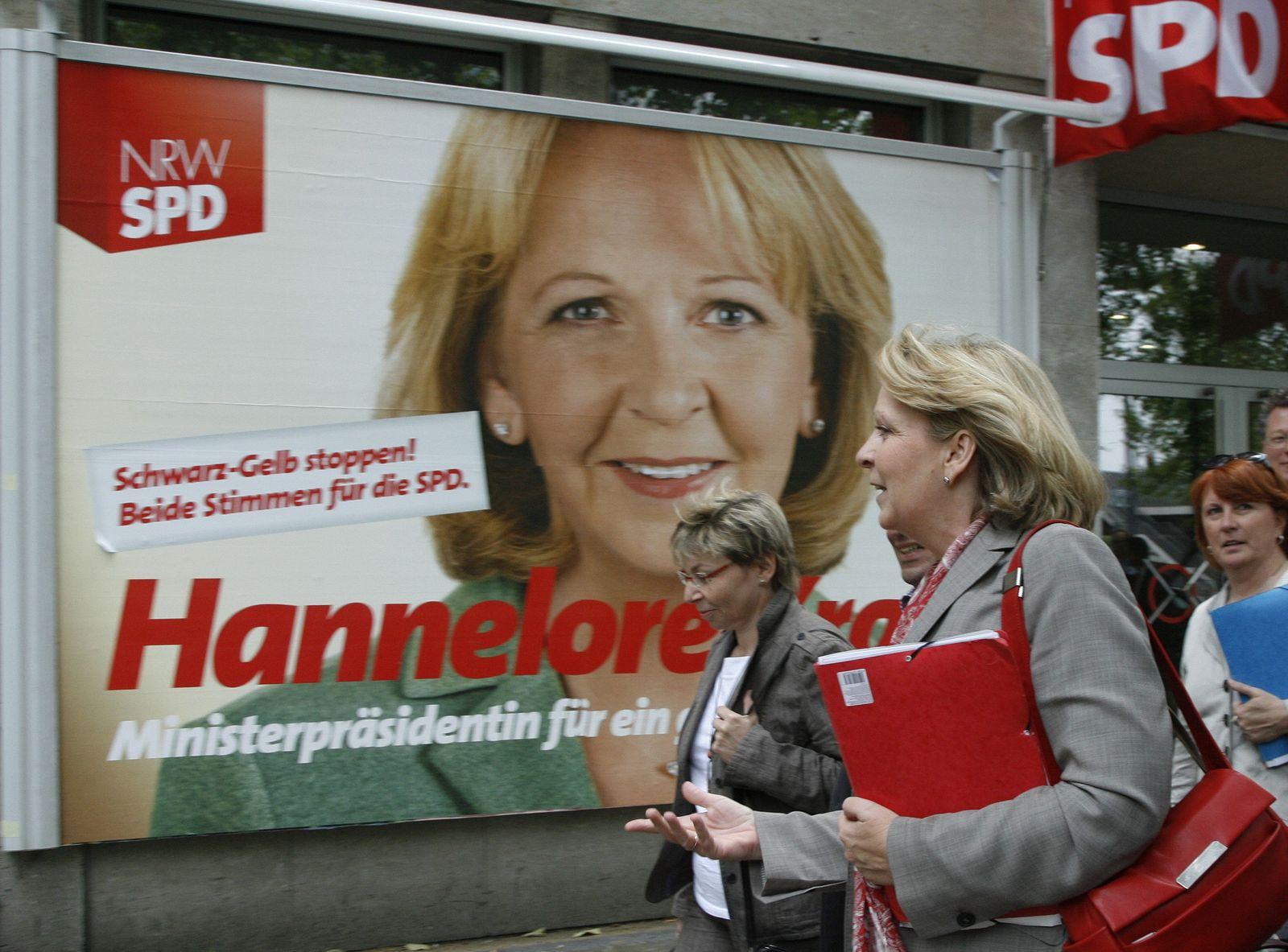 Hannelore Kraft / NRW / SPD