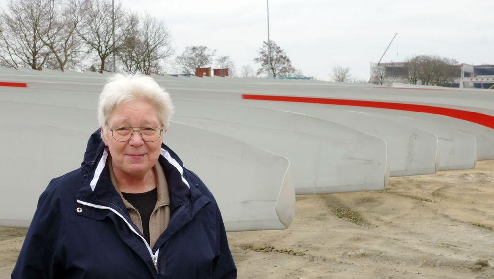 Rentnerin Christina Harberts: Ende eines Arbeitslebens