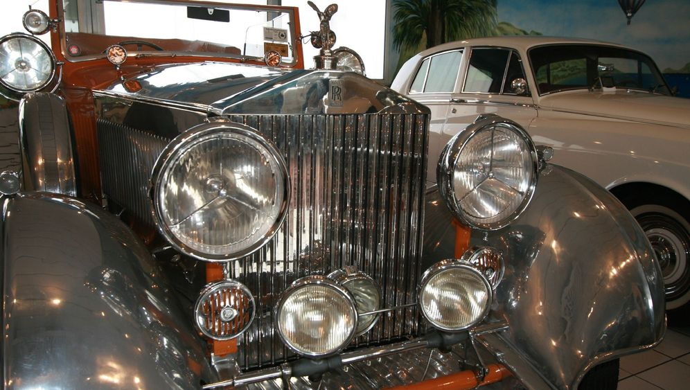 Rolls-Royce-Sammlung: Edelmetall im Angebot
