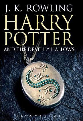 """Englisches """"Harry Potter""""-Cover: Wie wird wohl das Deutsche aussehen?"""
