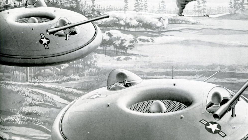 """Project Y"": Die UFOs aus Kanada"