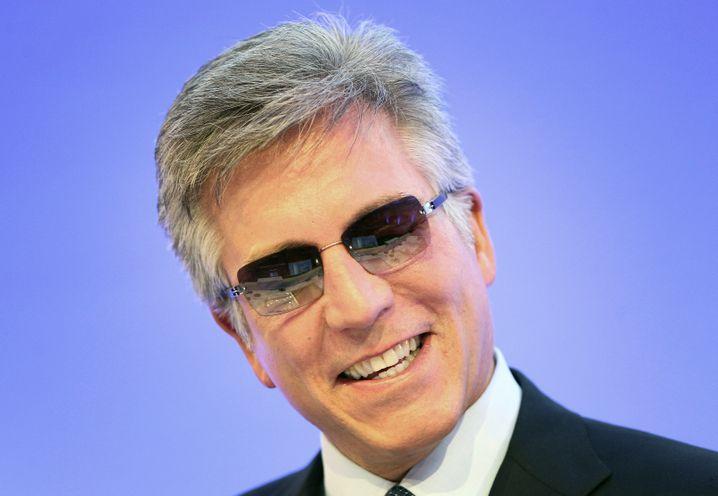 Früherer SAP-Chef Bill McDermott (Archivbild): Spitzenverdiener unter den Dax-Vorständen