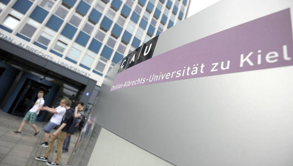Christian-Albrechts-Universität zu Kiel (Archiv)