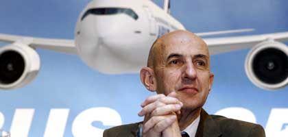 """Airbus-Chef Gallois: """"Warum nicht zu 100 Prozent?"""""""