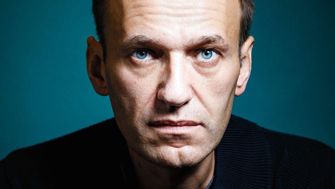 Alexei Navalny: `I Assert that Putin Was Behind the...