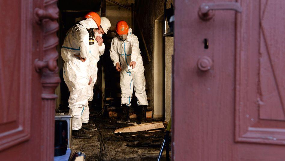 Brandanschlag auf Flüchtlingsheim: Das Entsetzen von Vorra