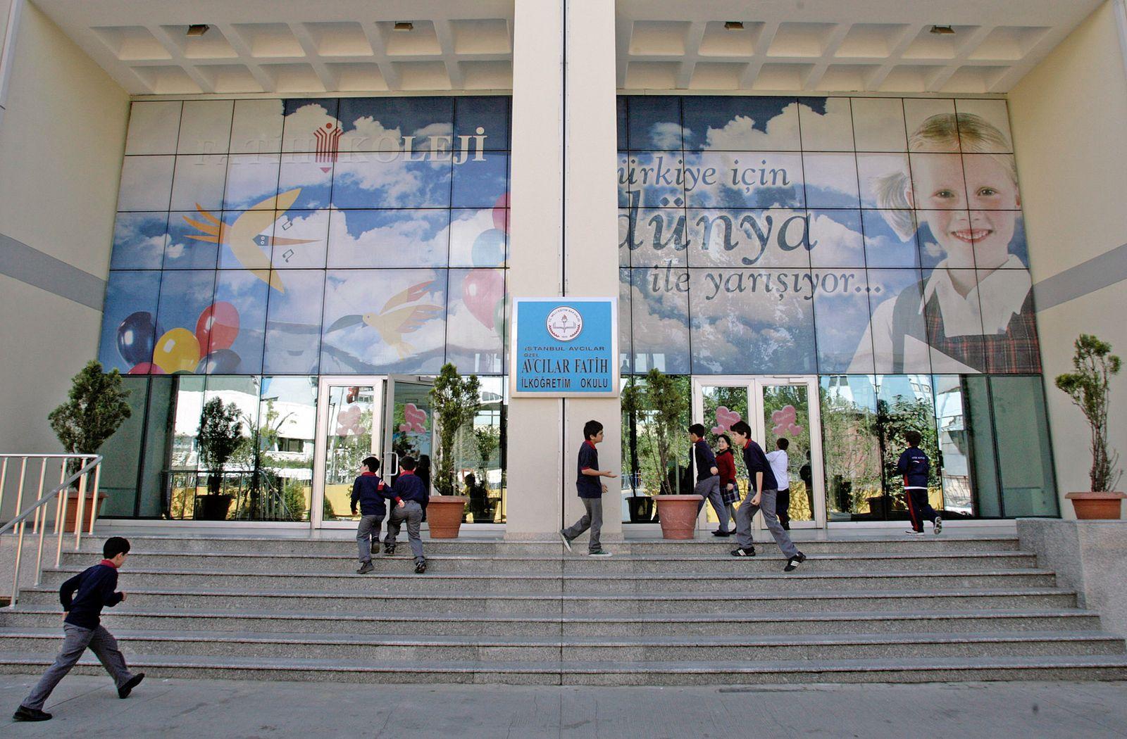 Fatih College in Istanbul