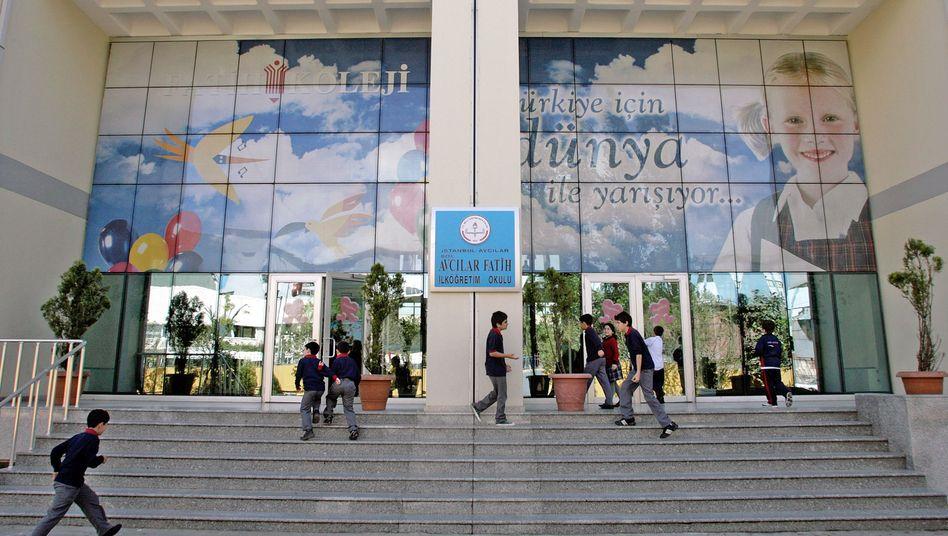 Fatih College der Gülen-Bewegung in Istanbul