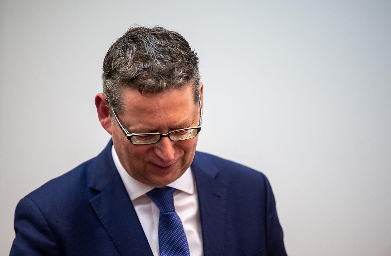 Sitzung SPD-Landesparteirat Hessen