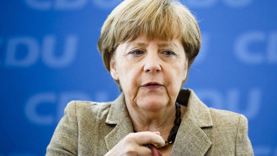 Kanzlerin Merkel: Bundesregierung will Beziehungen zu USA nicht belasten