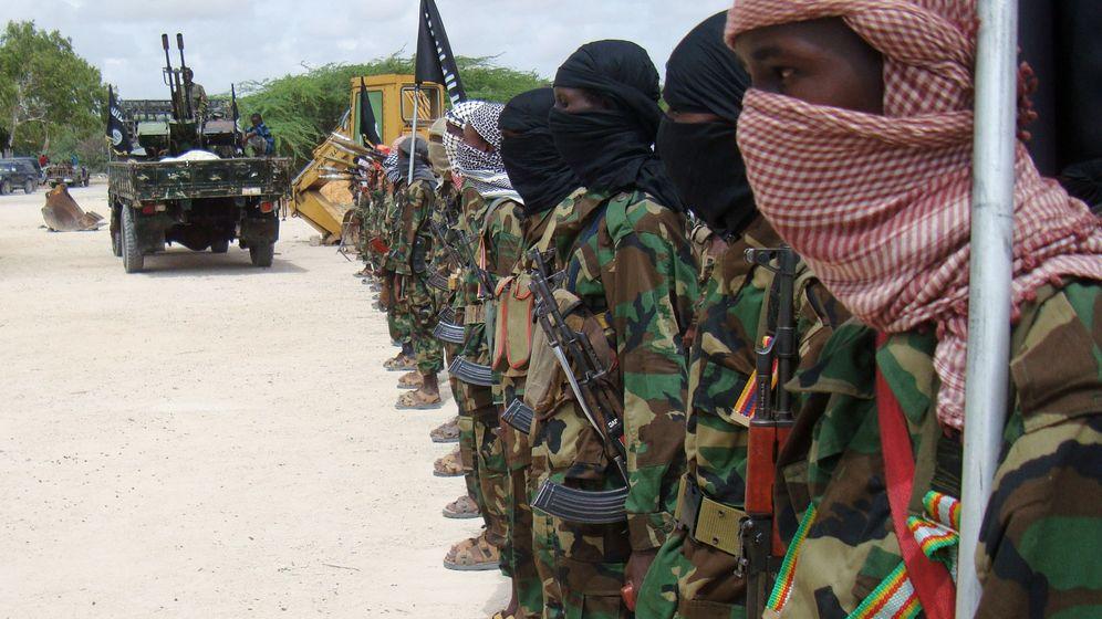 Spionagevorwurf: Schabab-Miliz in Somalia