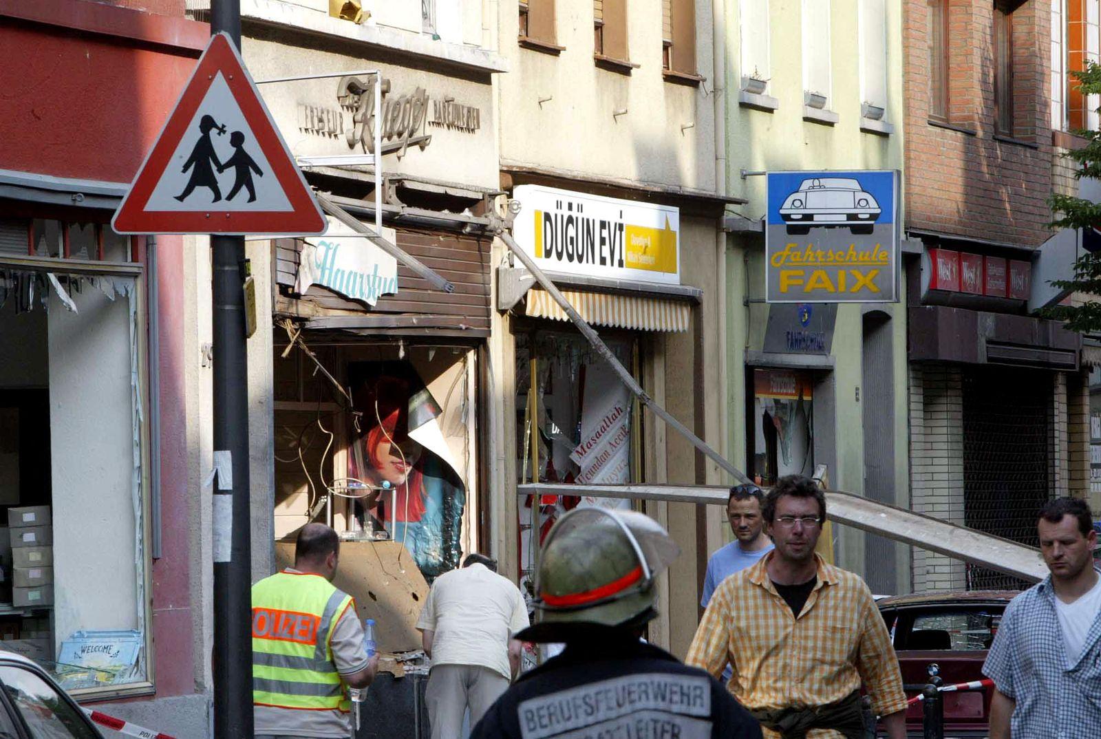 NICHT VERWENDEN NSU/ Rechte Terrorzelle/ Keupstraße