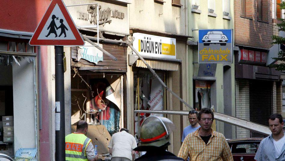 "Die Kölner Keupstraße nach dem Anschlag 2004: ""Döner-Morde"" verharmlost Verbrechen"