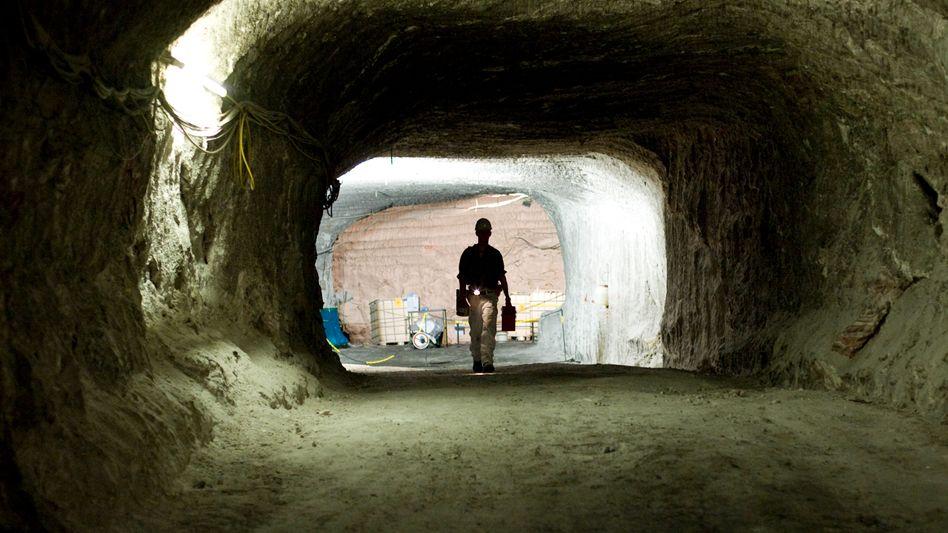 Schachtanlage Asse: Zusammenbruch des Bergwerks ist offenbar auszuschließen