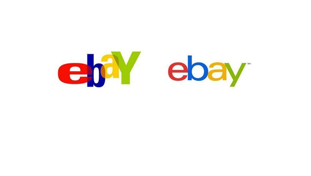 Logo-Verschlimmbesserung: Ebay, Gap, MySpace, Kraft