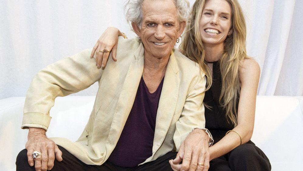 Keith Richards: Die Asche meines Vaters