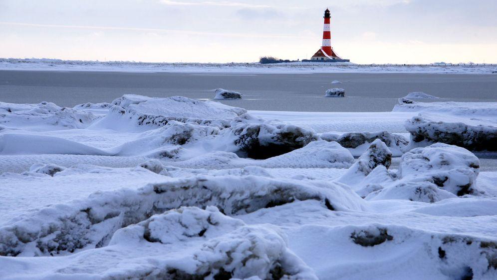 Winterwetter 2010: Eiskaltes Ende