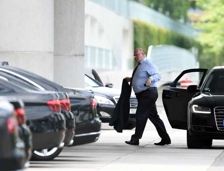 """Chancellery chief of staff Peter Altmaier: """"We could have spared ourselves a difficult debate."""""""