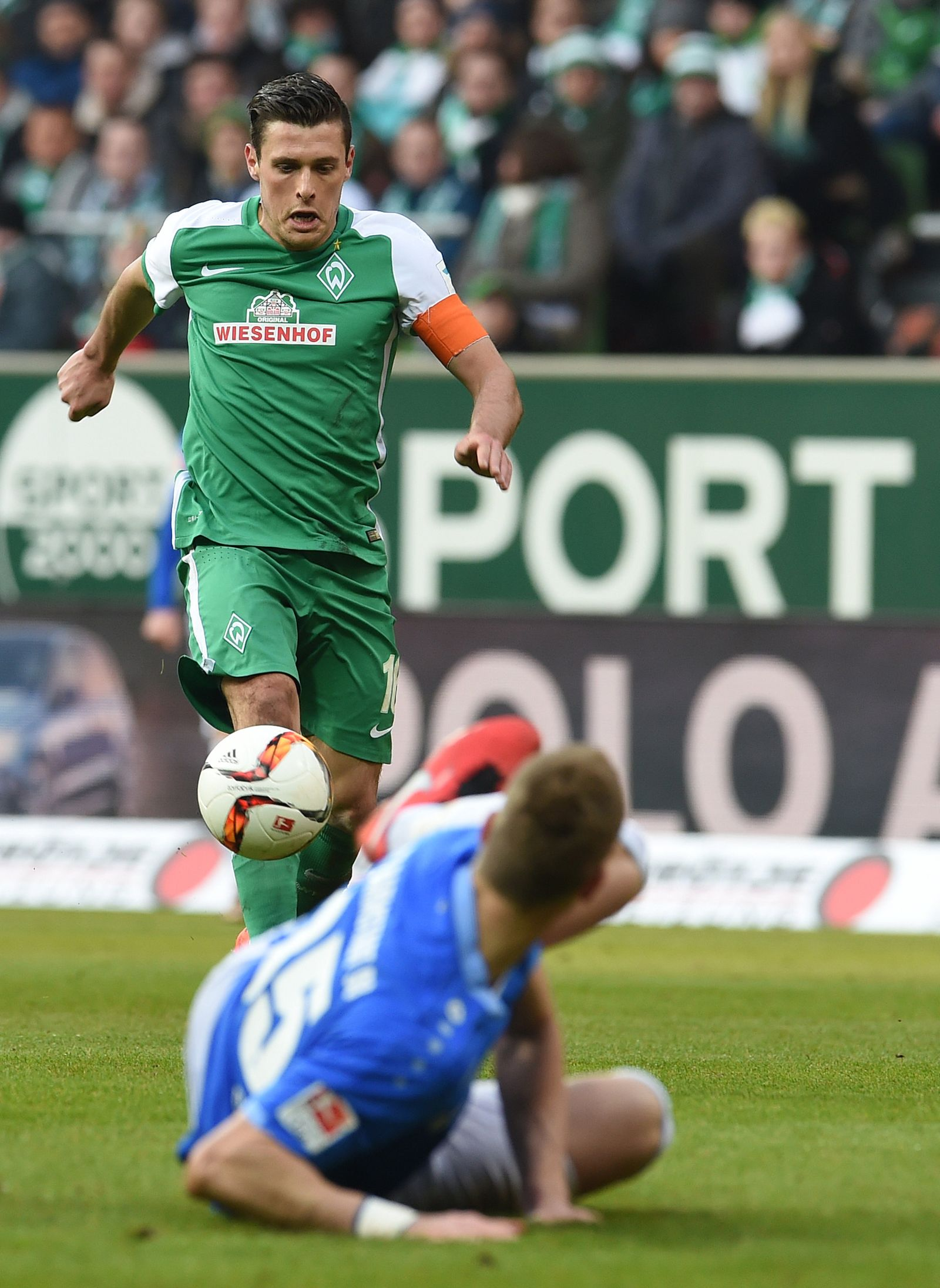 Werder Bremen Zlatko Junuzovic