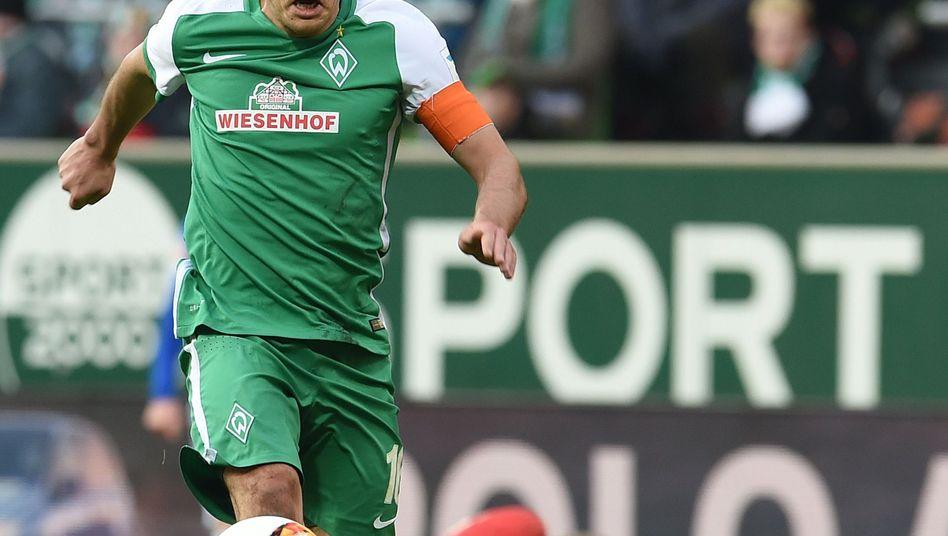 Werder-Profi Junuzovic: