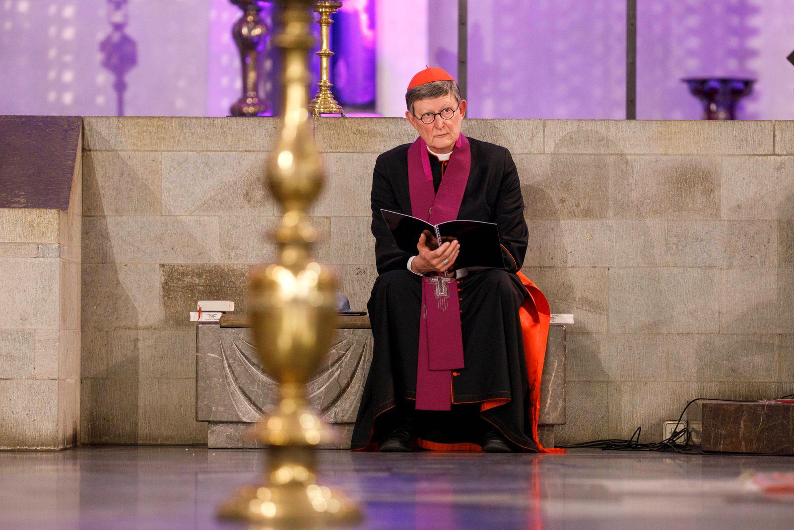 Zu Beginn des neuen Kirchenjahres luden der Kölner Erzbischof Rainer Maria Kardinal Woelki und der Präses der Evangelisc