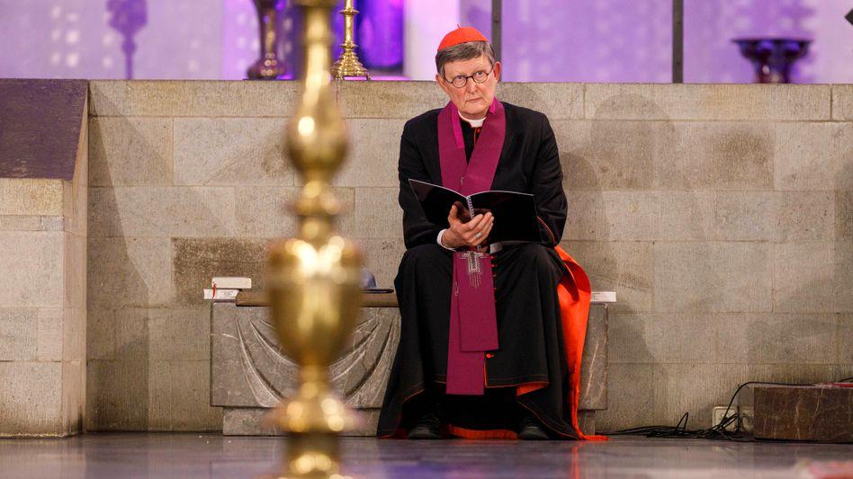 Kardinal Woelki (Archiv): Unruhe im Kölner Erzbistum