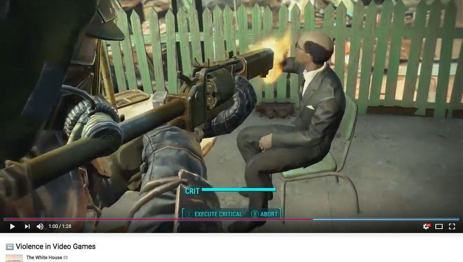 Szene aus dem Video