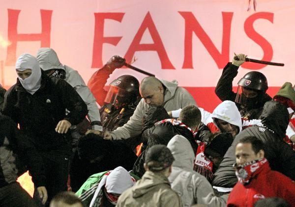 Polen / Hooligans