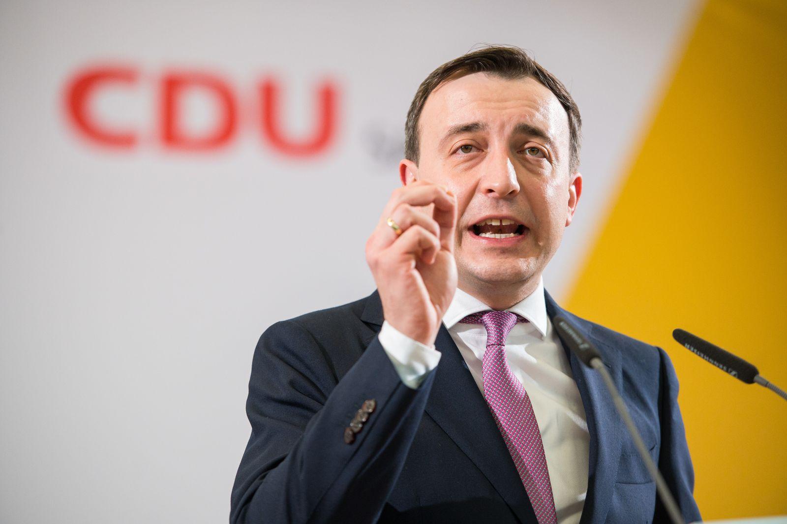 Parteitag CDU Saar