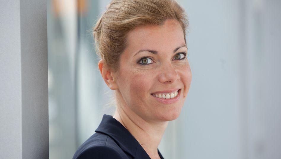 Anastassia Lauterbach war Telekom-Bereichsvorstand, als die Quote eingeführt wurde. Sie sagt: Innovation und Vielfalt gehören zusammen