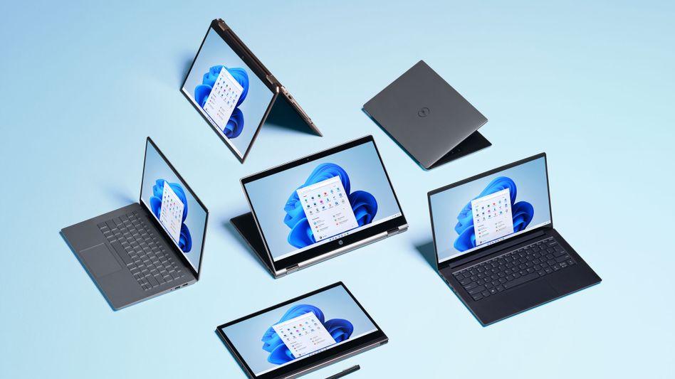 Computersimulation von Computern: Microsoft möchte, dass Windows 11 auf vielen verschiedenen Geräten läuft