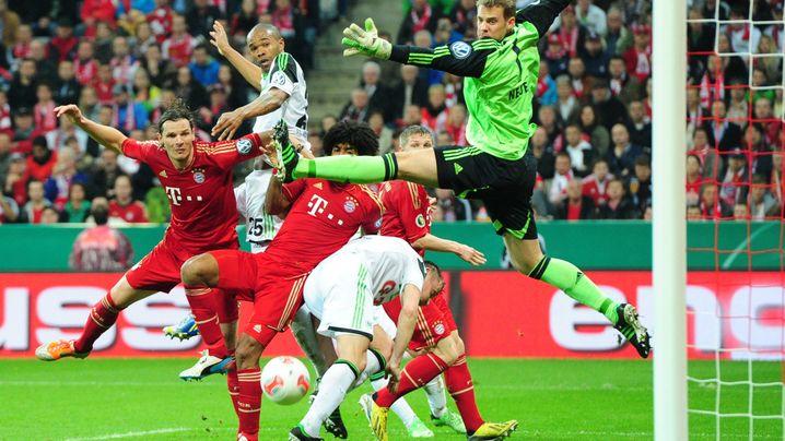 Bayern-Einzelkritik: Zauber-Würfel Shaqiri und Triple-Gomez