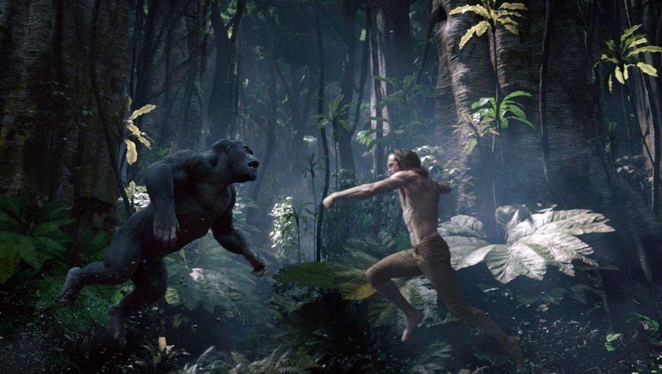 """""""Legend of Tarzan"""": Er Tarzan, wir skeptisch"""