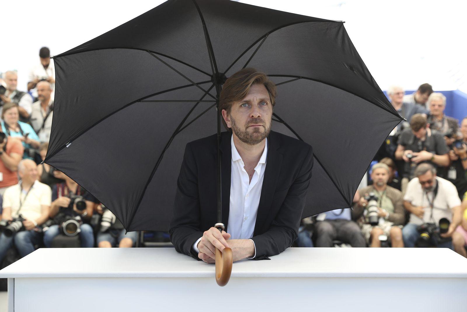 Ruben Östlund Cannes