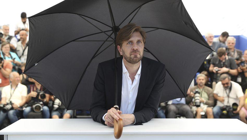 Regisseur Ruben Östlund in Cannes