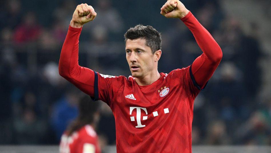 Robert Lewandowski und der FC Bayern eröffnen die neue Bundesligasaison