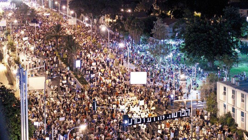 Kundgebung in Tel Aviv am 6. August: »Israel nicht den Extremisten überlassen«