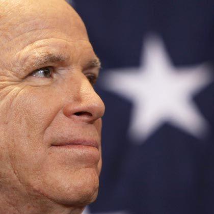 """Wahlkämpfer McCain: """"Alles nicht wahr"""""""