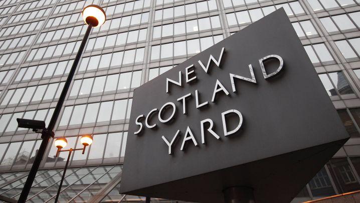 Scotland Yard: Londener Polizei in der Krise